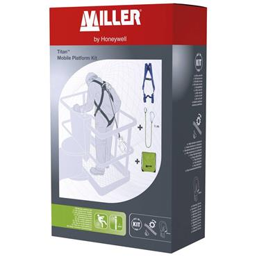 Honeywell Miller 1034075 Titan Mobile Platform Kit