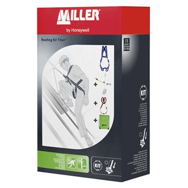 Honeywell Miller 1031430 Titan Safety Roofing Kit