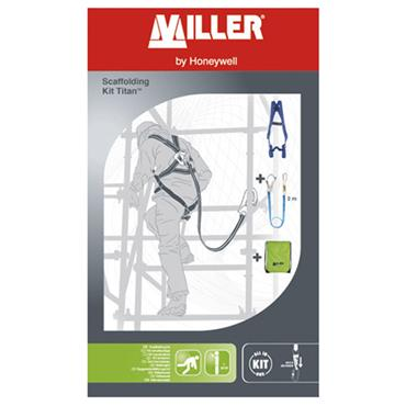Honeywell Miller 1031433 Titan Safety Scaffolding Kit