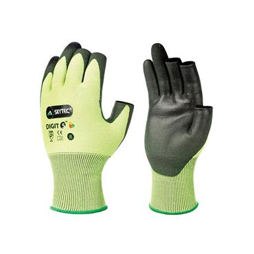 Skytec Digit 5 Open Finger Cut Resistant Gloves
