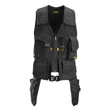Snickers 4250 AllroundWork Tool Vest - Black