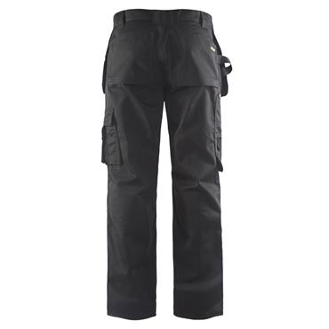 Blaklader 1530 Craftsman Trousers - Black