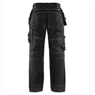 Blaklader 1500 X1500 Craftsman Trousers - Black