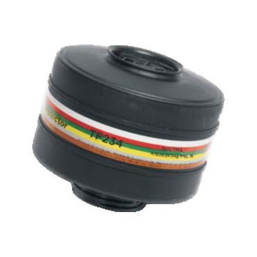 Scott A1B2E2K1HGPSL Tornado Filter Respirator