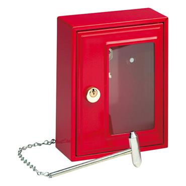 Burg Emergency Key Box Cabinet