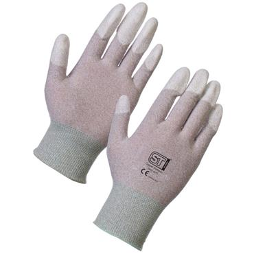 CITEC Antistatic Gloves - PU Fingertips