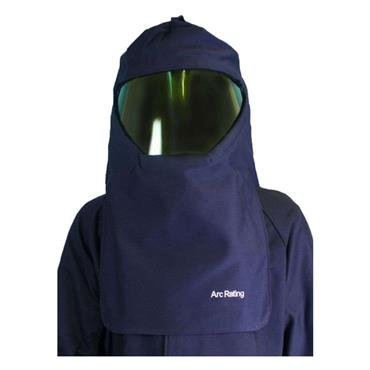 BSD Flash Hood Arc Protection Hood Power - Navy Blue