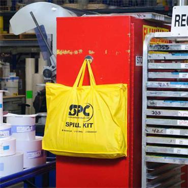 Brady SKA-PP-TAA 16 Litre Allwik Economy Portable Universal Spill Kit