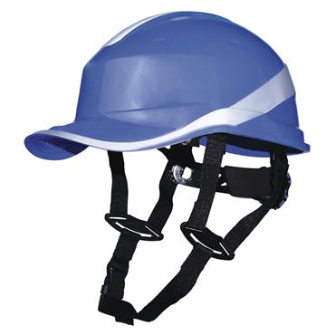 Delta Plus DIAM5UP Diamond V UP Baseball Safety Helmet