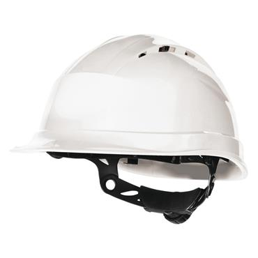 Delta Plus QUARUP IV Size Adjustable Safety Helmet
