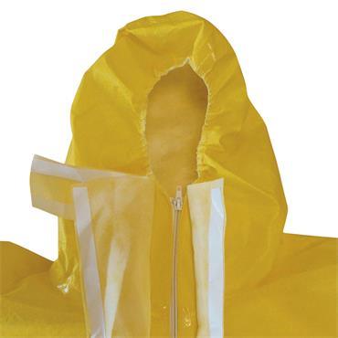 ChemMax® 1 Coveralls with Hood - Yellow