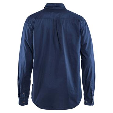 Blaklader 3297 Cotton Twill Shirt - Navy Blue