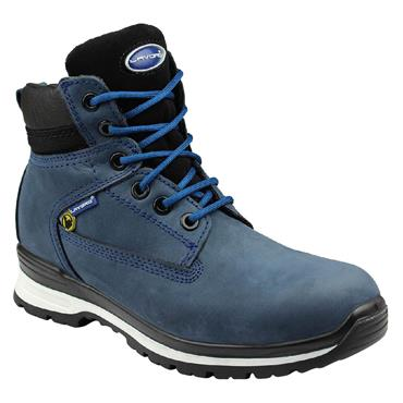 Lavoro Highway E18 S3 ESD Blue Safety Boots