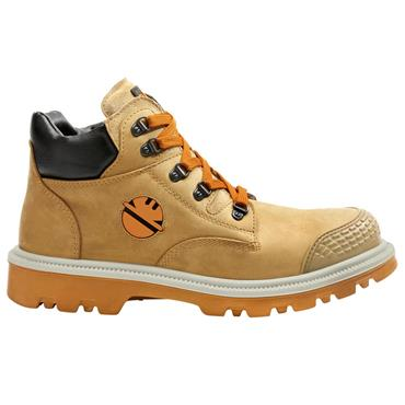 Dike Dint H S3 HRO SRC Digger Honey Safety Boots