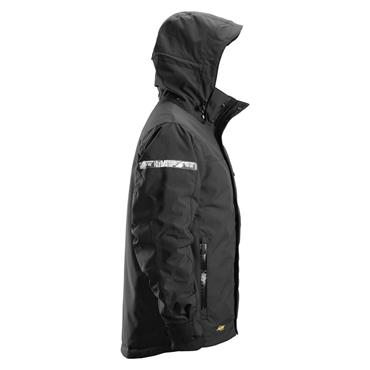 Snickers 1102 AllroundWork Waterproof 37.5 Insulated Jacket - Black
