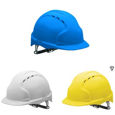 JSP EVO®2 EN397 Safety Helmets