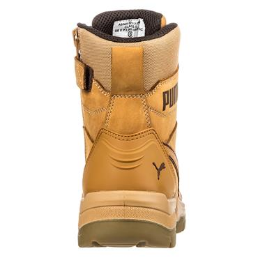 Puma Conquest High S3 HRO SRC Wheat Safety Boots