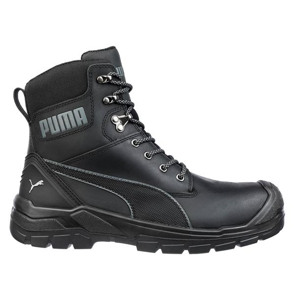 Puma Conquest Ctx High S3 WR HRO SRC Black Safety Boots