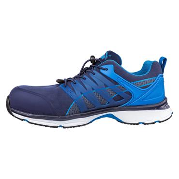 Puma Velocity 2.0 Low S1P ESD HRO SRC Blue Safety Shoes