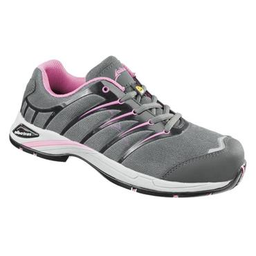 Albatros Twist Wns Low S1P ESD HRO SRC Grey/Pink Safety Shoes
