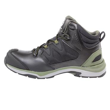 Albatros Ultratrail CTX Mid S3 ESD SRC Black/Olive Safety Boots