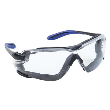 Riley QUADRO Hybrid Safety Glasses/Goggles