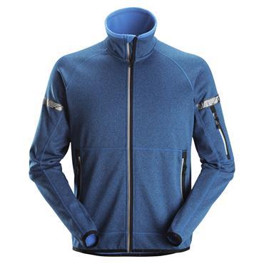 Snickers 8004 AllroundWork 37.5 Fleece Jacket - True Blue
