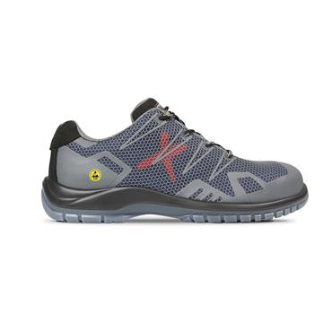 Exena Eros Grey S1P ESD SRC Safety Trainers