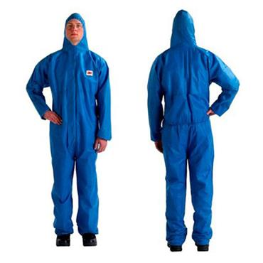 3M™ 4515 Disposable Protective Coverall Blue