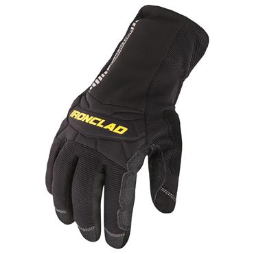 Ironclad CCW2 Black Cold Condition Waterproof Work Gloves