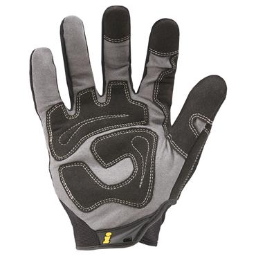 Ironclad GUG Black General Utility Reinforced Dexterity Gloves