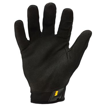 Ironclad WCG Black Workcrew Light Duty Mechanic Gloves