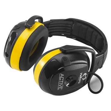 Hellberg 47002-001 Active Headband Ear Level Dependent Defender