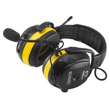 Hellberg 49002-001 Secure Synergy Bluetooth AM/FM Radio Ear Defender