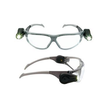 3M LED Light Vision Safety Glasses 11356-00000