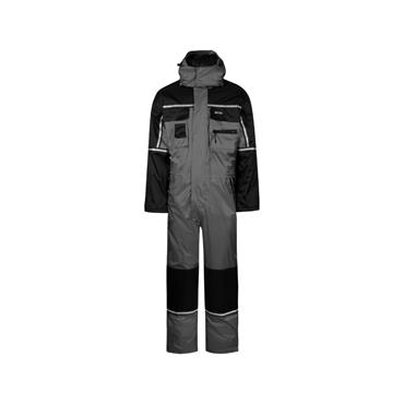 LYNGSOE LR7033 Allround Winter Coverall Grey Black