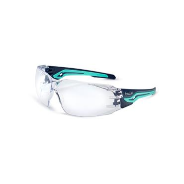 Bolle Silex Safety Glasses Clear