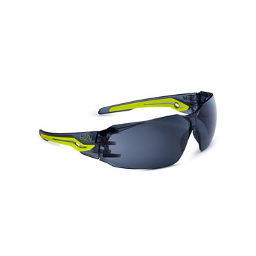 Bolle Silex Safety Glasses Smoke