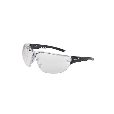 Bolle Ness Safety Glasses Clear