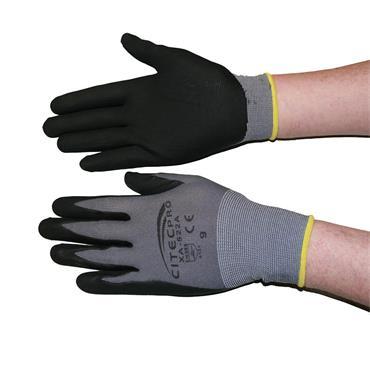 CITEC PRO XA-522A Foam Nitrile Coated Gloves
