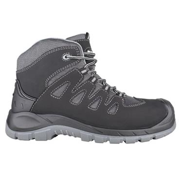 Snickers ToeGuard Icon S3 Black Safety Boots