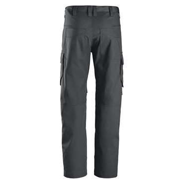Snickers 6801 Knee Pockets Service Trousers - Steel Grey