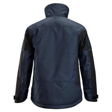 Snickers 1148 AllroundWork Winter Jacket - Navy/Black