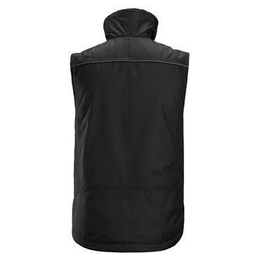 Snickers 4548 AllroundWork Winter Vest - Black