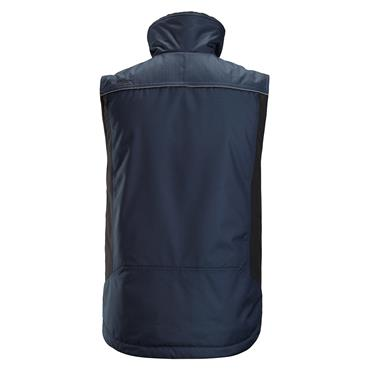 Snickers 4548 AllroundWork Winter Vest - Navy/Black