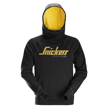 Snickers 2889 AllroundWork Logo Hoodie - Black