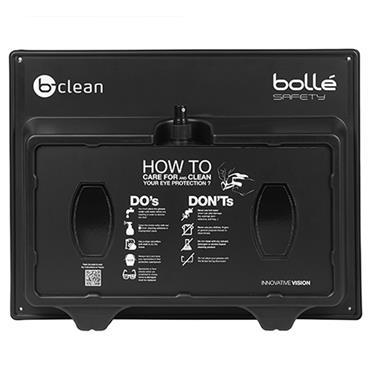 Bolle B600 Black Plastic Lens Cleaning Dispenser