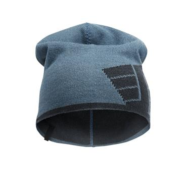 Snickers 9015 Petrol/Steel Grey - 5158 Reversible Beanie One Size