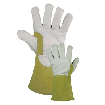Parweld P3835 Goat Skin Fingertip Sensitivity Tig Gloves