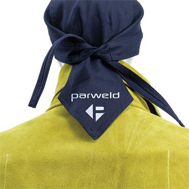 Parweld P3960 Cotton Fabric Bandana - Navy Blue